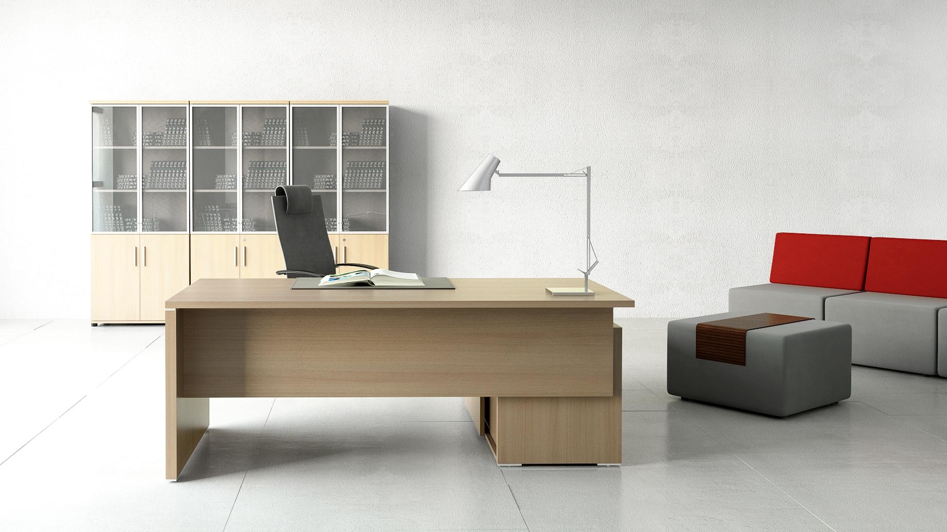STOCK Büroeinrichtungen - Büromöbelserie mit eleganten ...